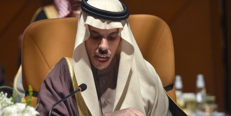 وزیر خارجه عربستان سعودی به عراق سفر کرد