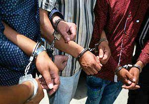 دستگیری سارق قطعات داخل خودرو در بابل