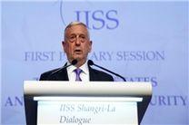 تقدیر و انتقاد وزیر دفاع آمریکا از چین در اجلاس امنیتی سنگاپور