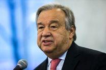 نامه ایران به دبیرکل سازمان ملل متحد درباره مداخله آمریکا در امور کشورمان