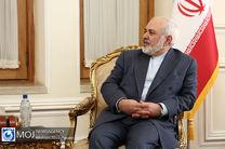 ظریف آزادی مسعود سلیمانی را تایید کرد