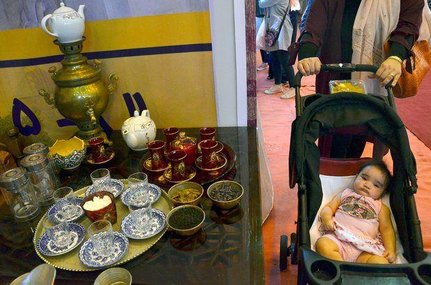 پای سفره ایرانی به گردشگری گلستان باز شد