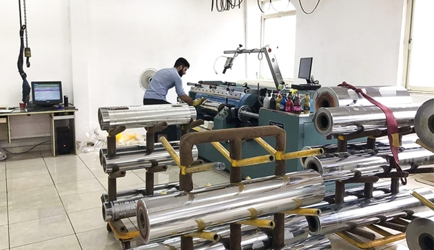 رشد 67 درصدی تولید سیلندر چاپ با سرمایه گذاری خارجی در منطقه آزاد انزلی