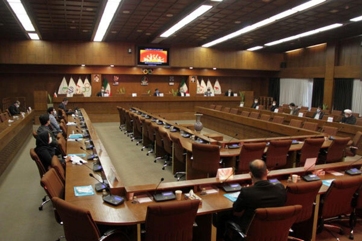 تصویب گزارش مالی فدراسیون بولینگ و بیلیارد در مجمع عمومی سالیانه