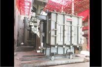 آغاز عملیات نصب تجهیزات سنگین تکمیل پروژۀ فولادسازی شرکت فولاد سفیددشت چهارمحال و بختیاری
