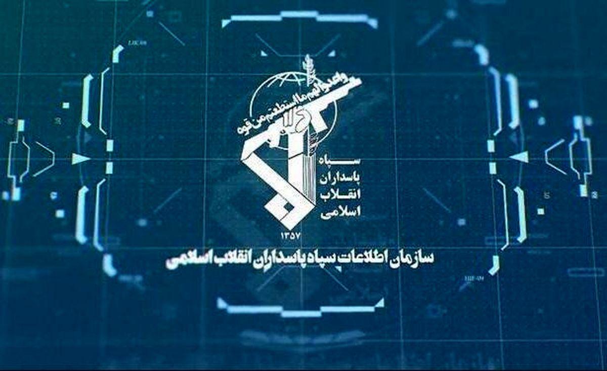یک فرد مرتبط با گروههای ضدانقلاب توسط اطلاعات سپاه در اردبیل دستگیر شد