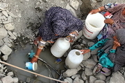 کمبود آب از چالش های اساسی هرمزگان است