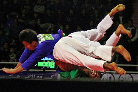 مسابقات آسیایی کوراش در بجنورد آغاز شد