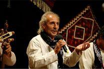 برگزاری کنسرت ایرج رحمانپور در تهران