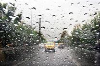 احتمال بارش پراکنده در مناطق مختلف اردبیل