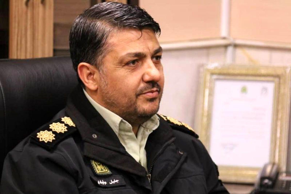 زورگیران اتوبان شهید کاظمی دستگیر شدند