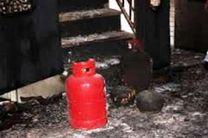 3 مصدوم در اثر انفجار کپسول گاز در خمینی شهر