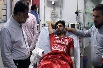 شهرام گودرزی از بیمارستان مرخص شد