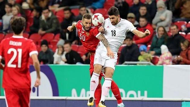 ساعت بازی روسیه و مصر در جام جهانی مشخص شد