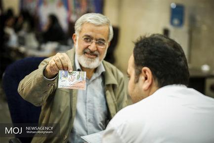 اولین روز ثبت نام نامزدهای انتخابات ریاست جمهوری(2)