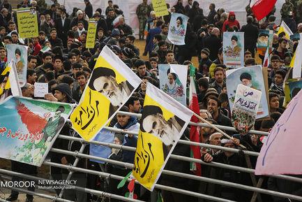 راهپیمایی یوم الله+۲۲+بهمن