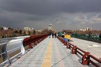 طرح تعریض پل فلزی اصفهان به بهره برداری رسید