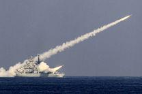 آزمایش موشکی چین