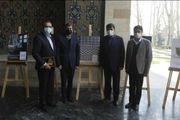 گواهینامه دبیر شهر جهانی میبد_زیلو به شهردار میبد رسید