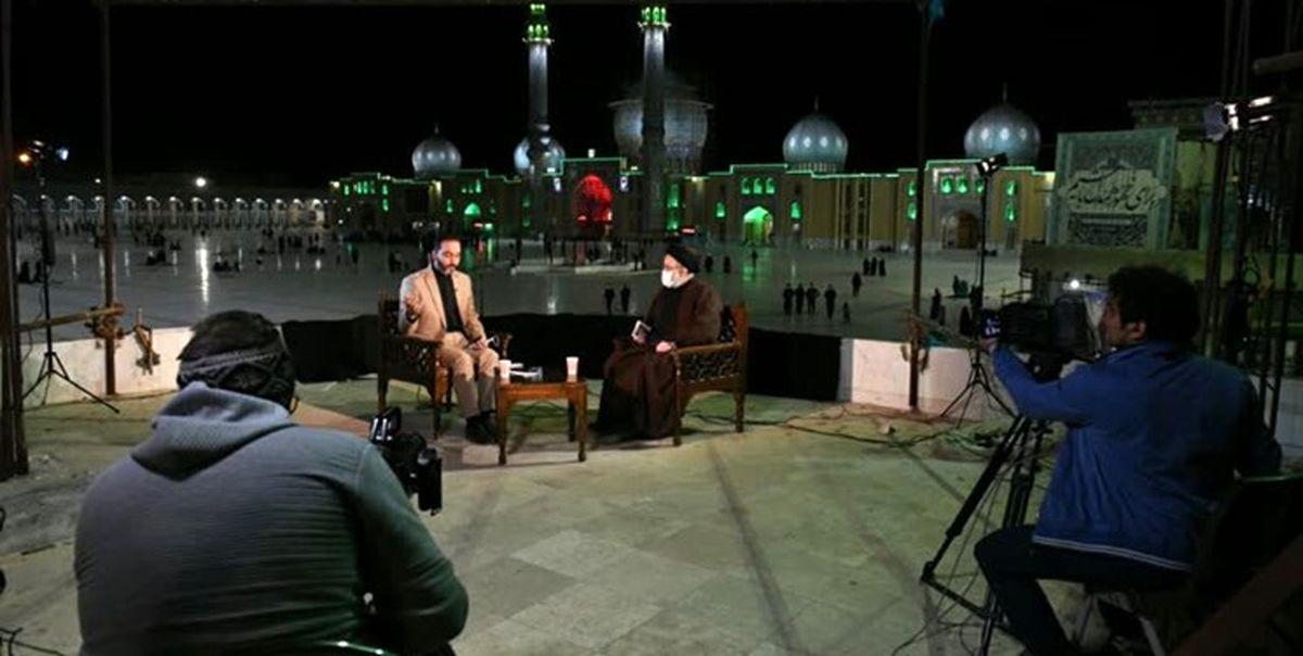 دو هزار دقیقه برنامه تلویزیونی از مسجد جمکران پخش شد