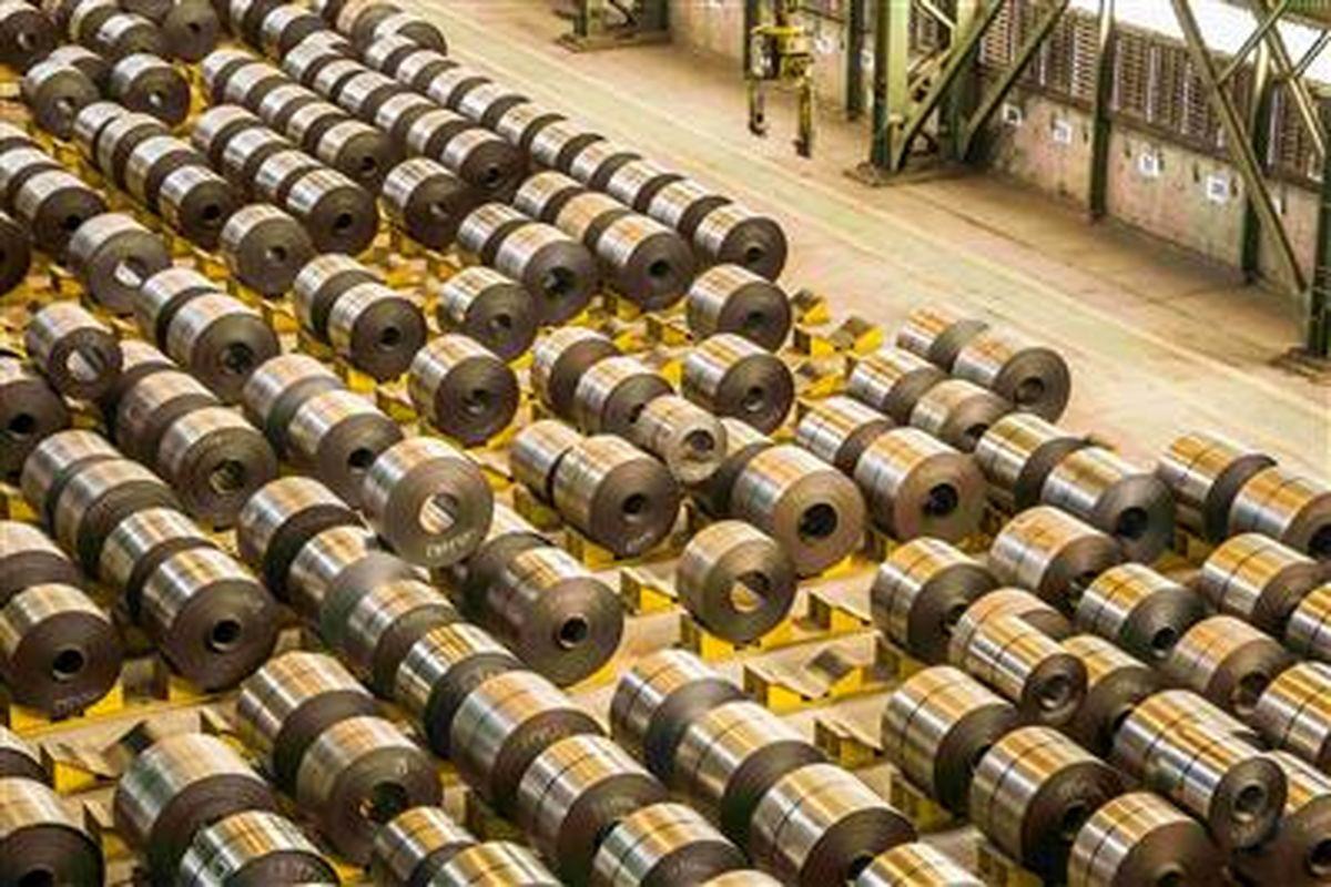 قطع وابستگی به شرکتهای خارجی با تولید گرید DC04-C590 نیمسخت در فولاد مبارکه