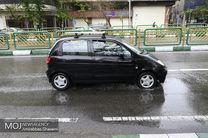 پیش بینی وضعیت جوی تهران تا ۱ اردیبهشت ۹۹/ بارش ها در کشور ادامه دارد