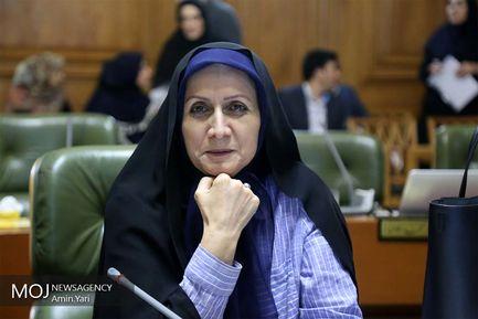 شهربانو امانی عضو شورای اسلامی شهر تهران