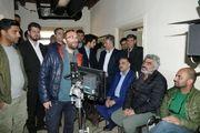 فیلم برداری فیلم سینمایی پیچ تند در روستای پاشکم شاندرمن