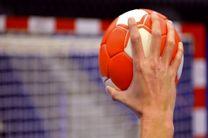 تیم هندبال پیشگامان یزد قهرمان گروه اول مسابقات لیگ دسته یک کشور