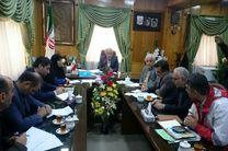 گاز  215 خانوار مناطق سیل زده تالش وصل شد