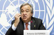 آنتونیو گوترش خواستار توقف خشونت ها در ونزوئلا شد