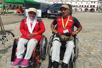 عباسپور قهرمان مسابقات تیر و کمان جهانی جمهوری چک شد