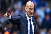 زیدان رسما مربی رئال مادرید شد