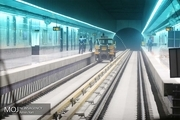 فاز سوم مترو پرند  ۸۰ درصد پیشرفت فیزیکی داشته است