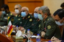 کشورهای منطقه باید خود،  امنیت منطقه را تامین و مدیریت کنند