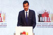 قطر بر راه حل های عادلانه سیاسی در صلح فلسطین و رژیم صهیونیستی تاکید کرد