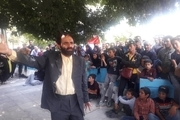 کارنامه خرداد و حاجت ده نوبت اجرای خیابانی داشتند