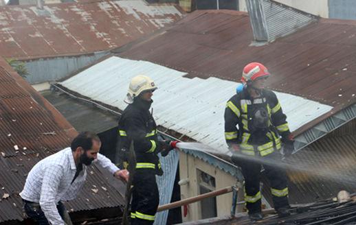 پوشش 10 مورد حریق و حادثه توسط آتش نشانان رشت/ پاسخگویی به ۵۵۰ تماس شهروندان
