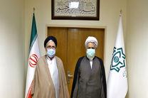دیدار حجت الاسلام طائب با وزیر اطلاعات