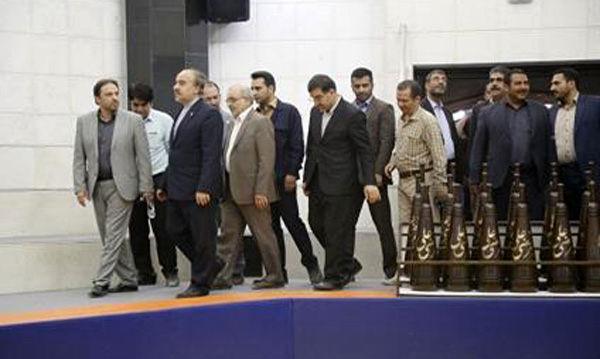 بازدید وزیر ورزش و جوانان از پروژه های ورزشی استان قم