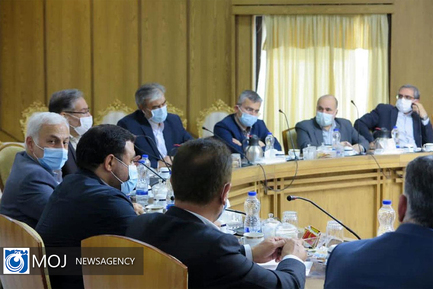 جلسه مشترک کمیسیون امنیت ملی مجلس با شورای عالی امنیت ملی