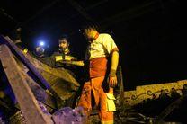 تصادف شدید خودروهای سواری و باری در استان فارس