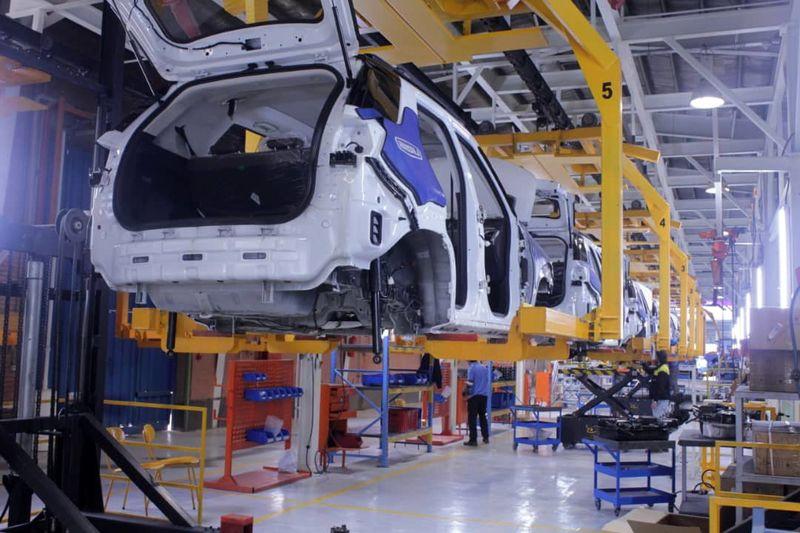 کاهش 20 درصدی تولید سواری در 8 ماهه 98