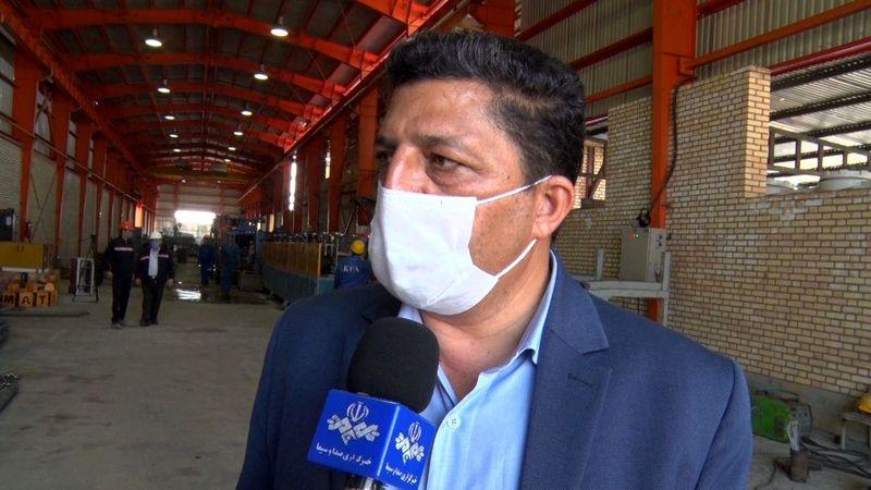 از سرگیری فعالیت ۵ واحد صنعتی تعطیل شده در اردستان