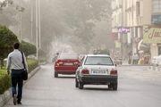 وضعیت نارنجی کیفیت هوا در بندرخمیر/ گروه های حساس در خانه بمانند