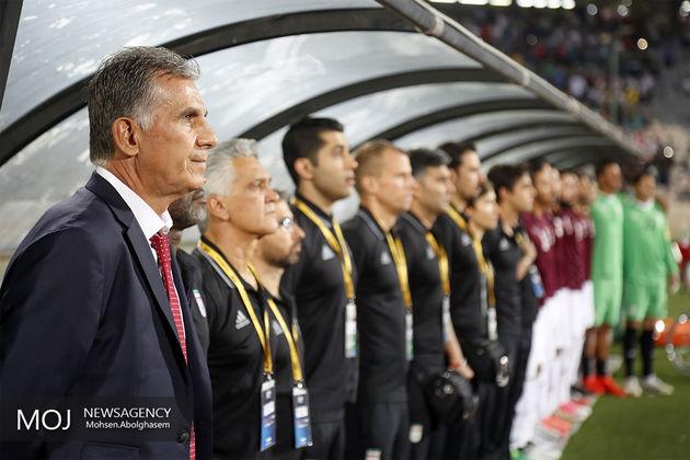 حمایت وزارت ورزش از بازیهای دوستانه فوتبال با تیمهای مطرح جهان