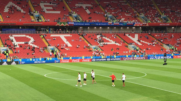 ترکیب تیم ملی فوتبال لهستان و سنگال مشخص شد