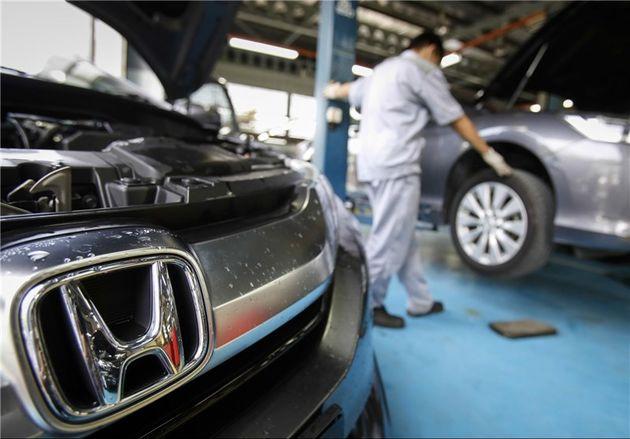 هوندا ۲.۱ میلیون دستگاه از محصولاتش را برای رفع عیب فراخواند