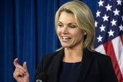 بیانیه وزارت امورخارجه آمریکا در حمایت از تحریم دو فرد و یک نهاد ایرانی