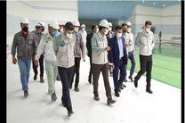 استقبال وزارت ورزش از سرمایه گذاری شرکت فولاد مبارکه در احداث دهکدۀ المپیک